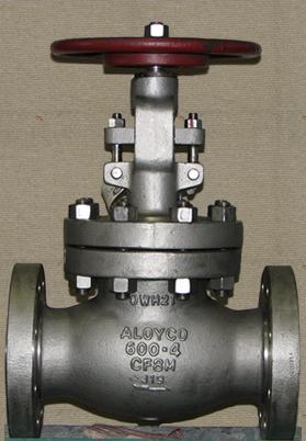 Aloyco-ss-Globe valve