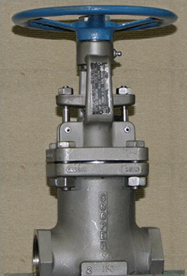Cooper-A20-Threaded-Gate-Valve