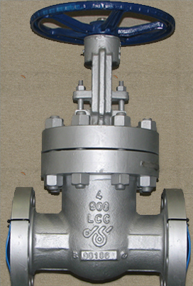 DSI-Chrome-Gate-Valve