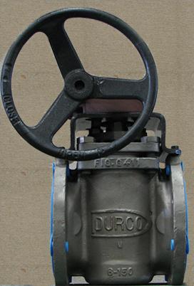Durco-SS-Plug-Valve