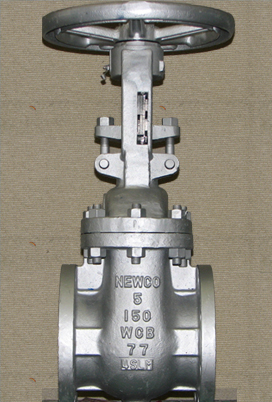 Newco-Carbon-Steel-Gate-Valve